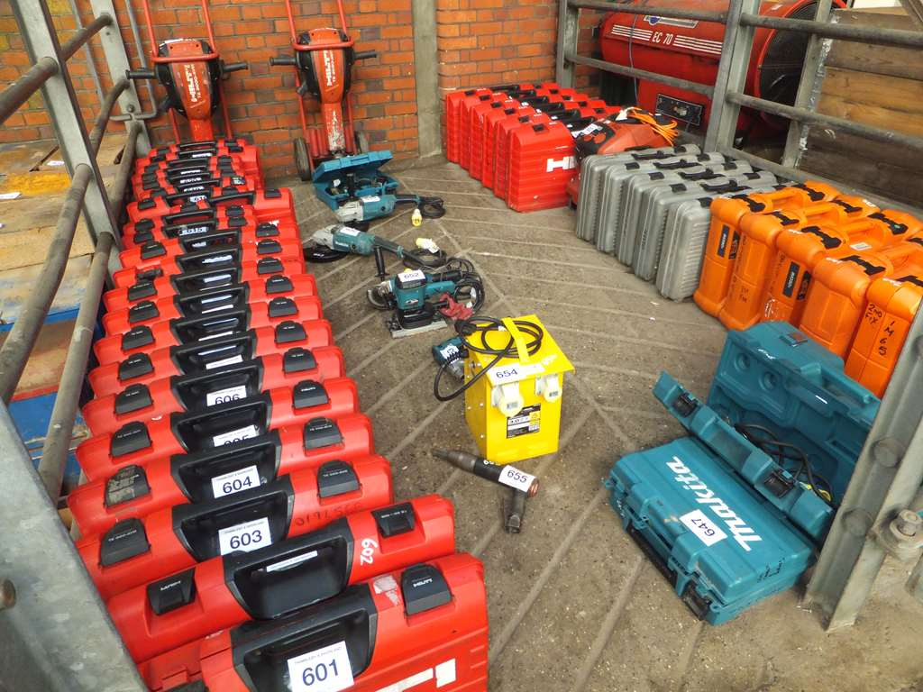 Builders equipment, tools