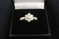 9ct-gold-diamond-ring-in-snowflake-setting