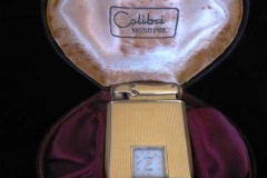 Colibri-Monopol-lighter-and-clock-in-original-case
