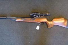 Falcon-Prairie-Cm-.22-air-rifle-with-Beeman-4x32-scope-and-Hawke-laser