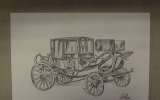 1486 Dress carriage