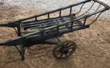 Lot 18 - Costermongers Cart (1)