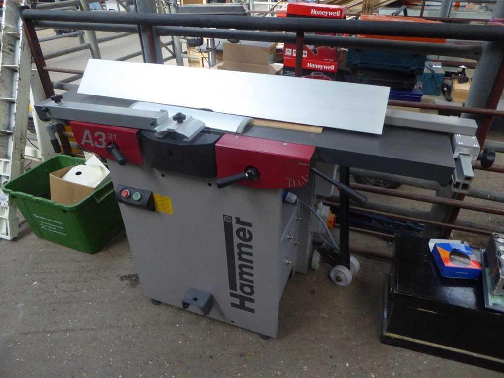 Hammer A3 31 planer thicknesser