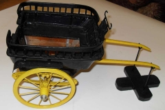 Lot 366 - Governess cart (2)