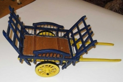 Lot 367 - Model Hay Wagon
