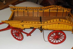 Lot 368 - Hay Wagon