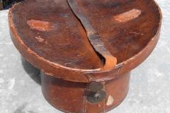 Lot 260 - Hat Box (2)
