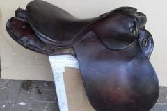 Lot 261 - Yeomanry saddle