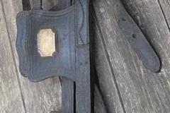 Lot 263 - Heavy horse bridle