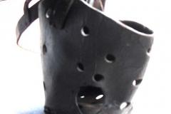 Lot 264 - Heavy horse muzzle