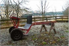 Lot 401 - Breaking Cart (1)