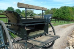 Lot 410 - Dog Cart (1)