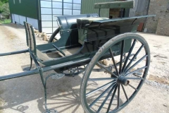 Lot 410 - Dog Cart (2)