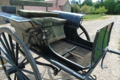 Lot 410 - Dog Cart (4)
