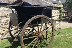 Lot 413 - Dog Cart