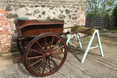 Lot 418 - Governess Cart (2)