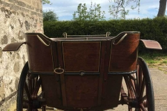 Lot 418 - Governess Cart (3)