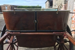 Lot 418 - Governess Cart (4)