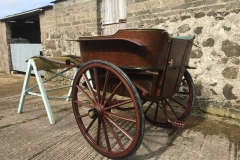 Lot 418 - Governess Cart (5)