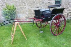 Lot 424 - Norfolk Cart (3)