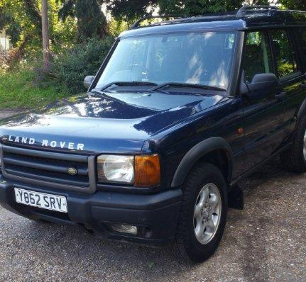 2001 Land Rover Discovery TD5 GS