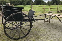 Lot 15 - Two-Wheeled Cart (1)