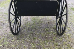 Lot 15 - Two-Wheeled Cart (2)