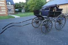 Lot 17 - Dog Cart