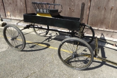 Lot 33 - Hackney Wagon
