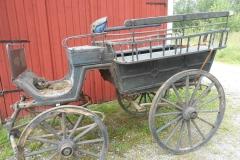 Lot 5 - Continental Wagonette