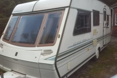 1997 Abbey Vogue 516 caravan (2)