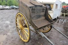 Lot 181 - Butcher's Cart (1)