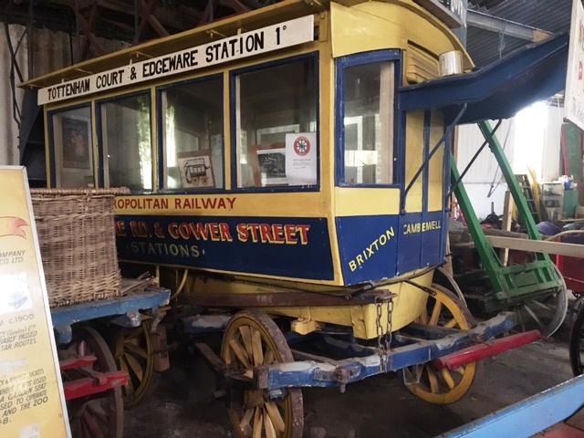 Garden Seat Omnibus