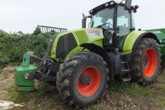 CLAAS AXION 850 (2009)