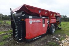 HAMMEL VB650D TROMMEL