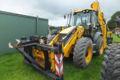 JCB 4CX WASTEMASTER (2012)