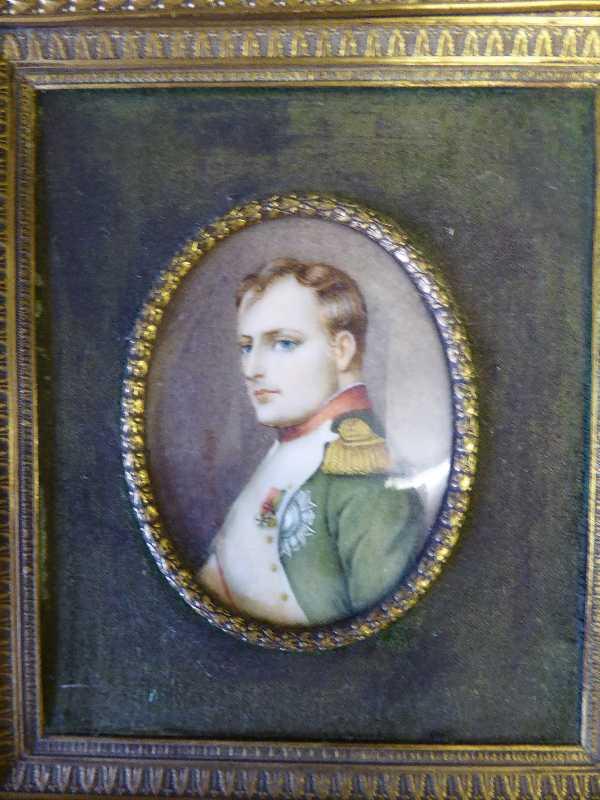 Lot 477 - Napoleon Miniature