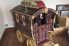 Lot 1409 Model of Wagon