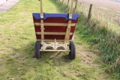 Lot 13 Pony Flat Bed Trolley (1)