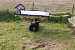 Lot 13 Pony Flat Bed Trolley (2)