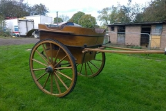Lot 16 Governess Cart (1)