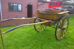 Lot 16 Governess Cart (2)