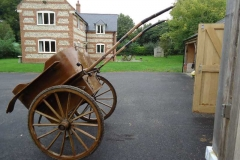 Lot 19 Governess Cart