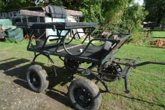 Lot 20 Exercise Cart