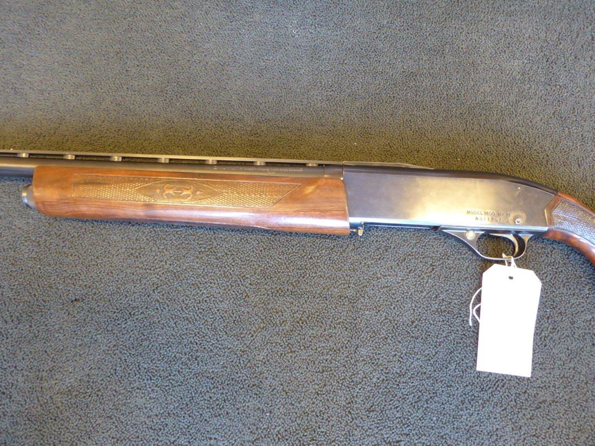 Winchester self-loading 12 bore shotgun (2)