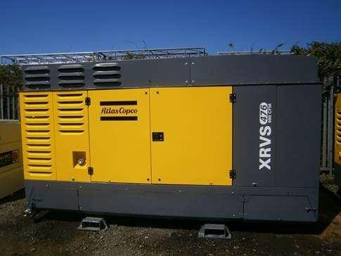 Atlas Copco XRVS 476