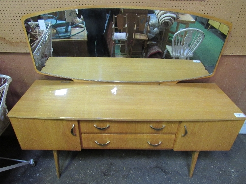 Lot 4 - Meredew 1950s Style Furniture - dressing table