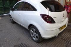 Lot 1501 (3) - 2012 Vauxhall Corsa SXI AC, 3 door hatchback