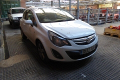 Lot 1501 - 2012 Vauxhall Corsa SXI AC, 3 door hatchback