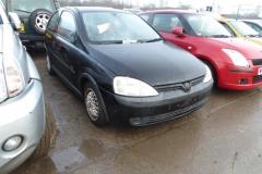 Lot 1503 -  2001 Vauxhall Corsa